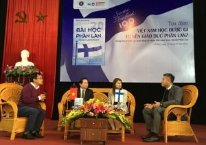 Finland Vietnam education cooperation