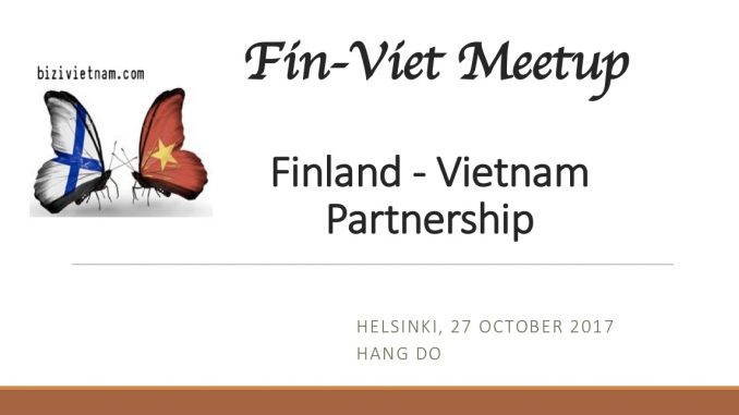 Finland Vietnam Partnership IPP