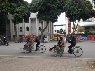 living and working in Vietnam