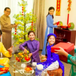 The unique traditions of Vietnamese New Year