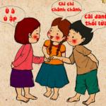 Vietnamese folk songs, proverbs and idioms