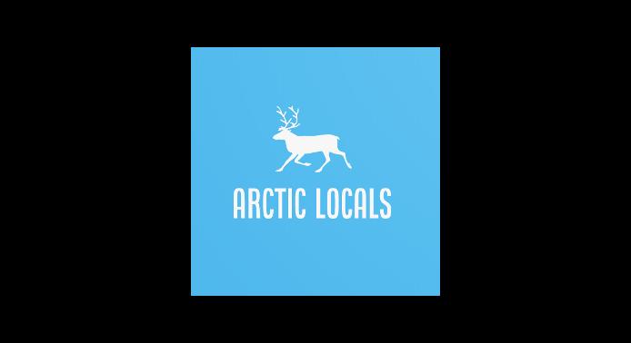 Arctic locals logo